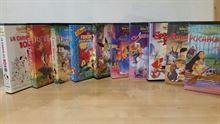 Videocassette Disney