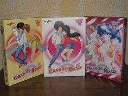 E' quasi magia Johnny (Orange Road) in 3 box dvd