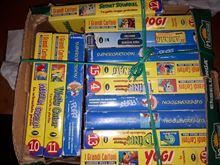 Videocassette Cartoni