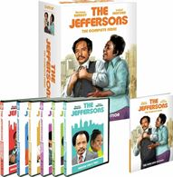 Box DVD I Jefferson tutte le stagioni in italiano
